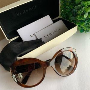 Versace Women's Sunglasses MOD.4310 Made In Italy.